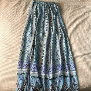 Francesca's Long skirt